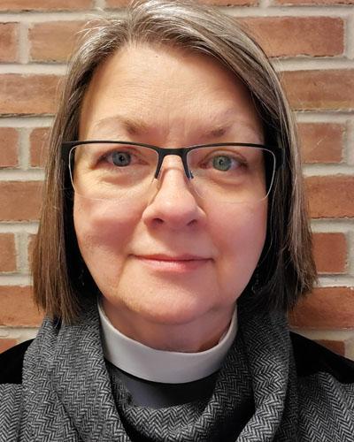 The Rev. Dr. Debra Brewin-Wilson