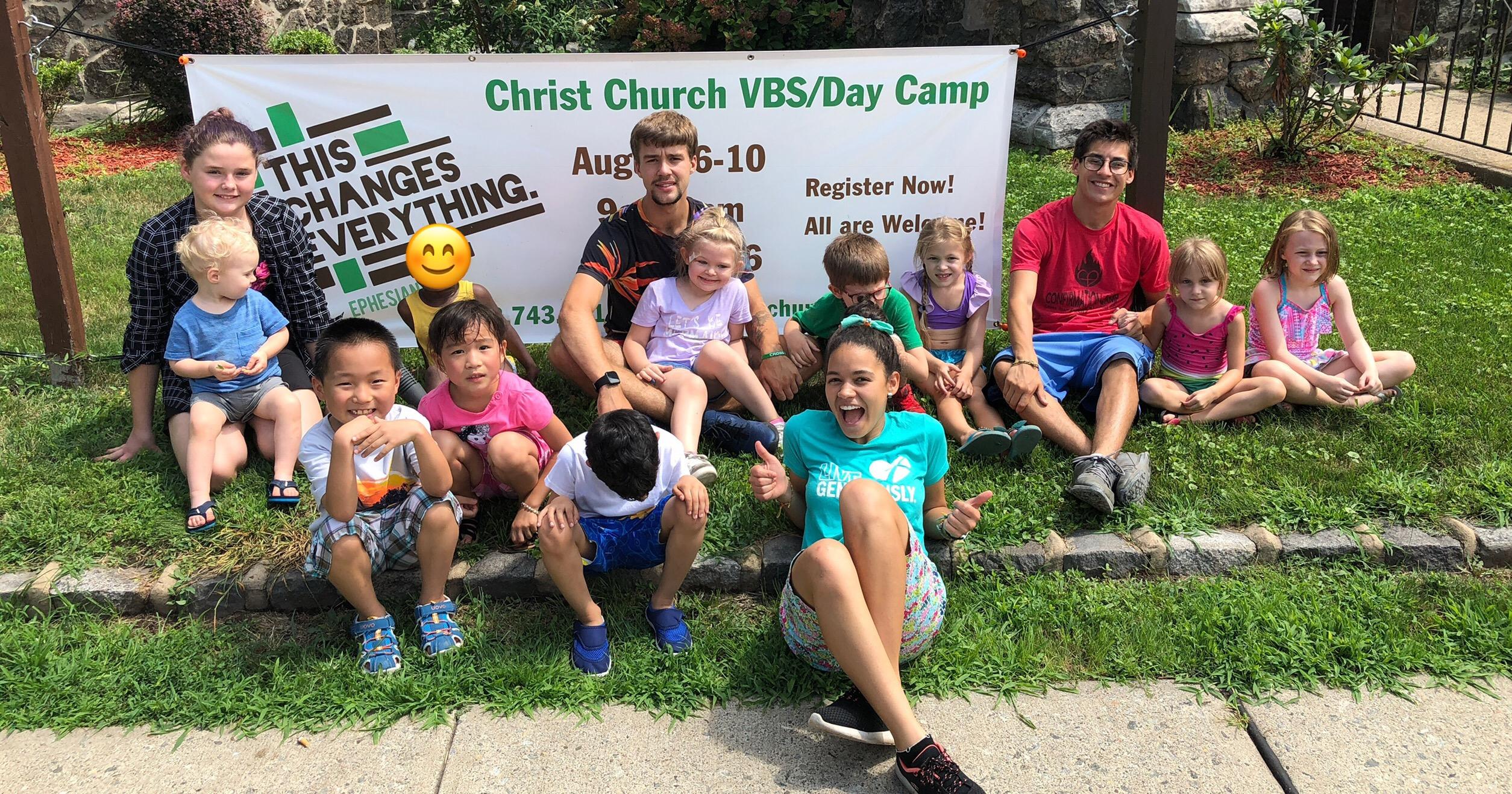Christ Church Day Camp