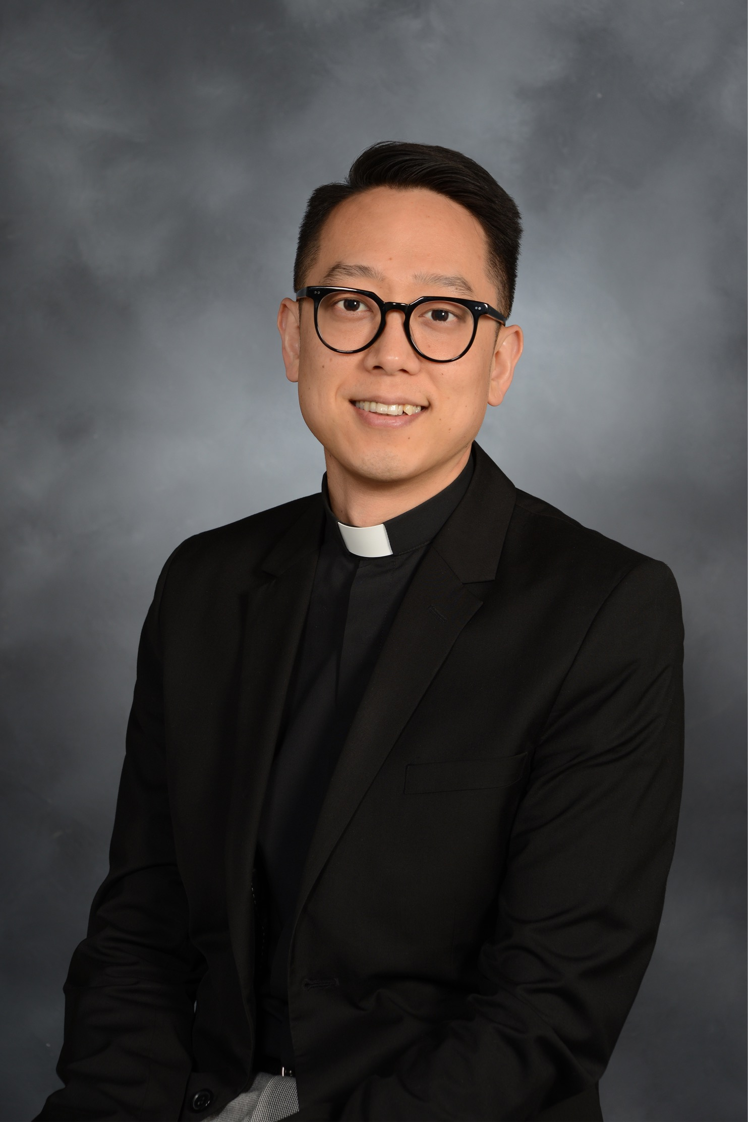 The Rev. Paul Yoon