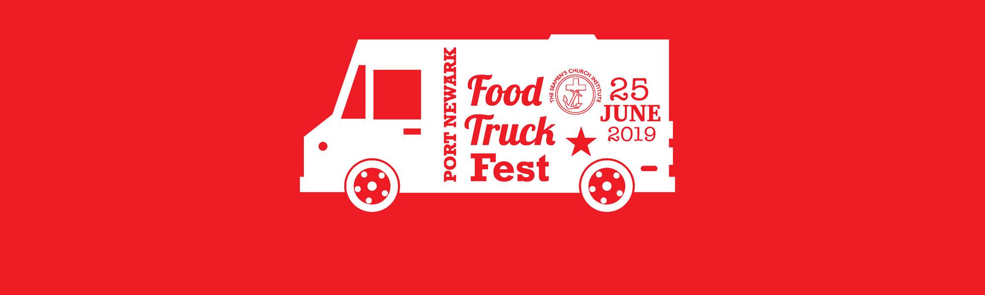 Port Newark Food Truck Fest 2019