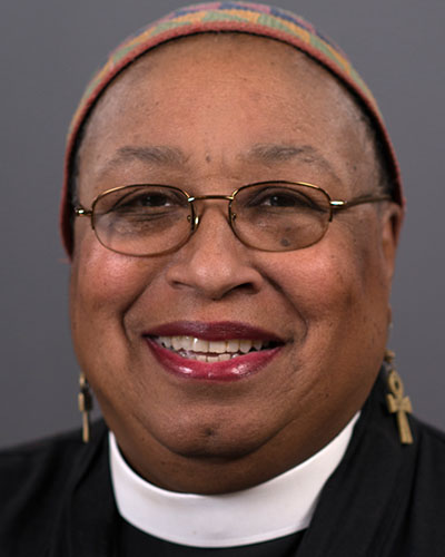 The Rev. Dr. Canon Sandye Wilson