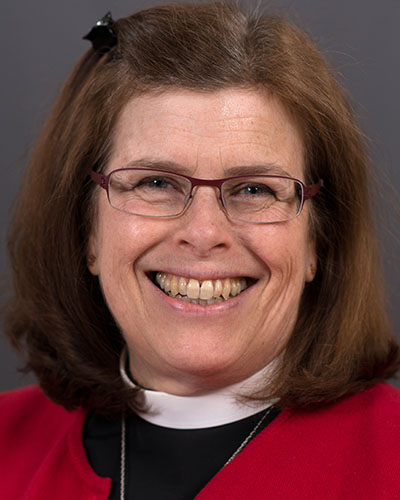 The Rev. Victoria Geer McGrath