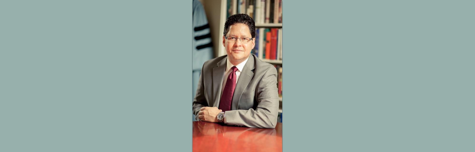 The Rev. Dr. Javier A. Viera
