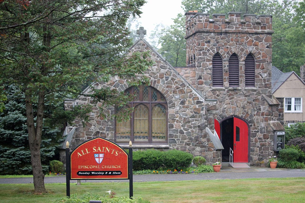 All Saints', Millington