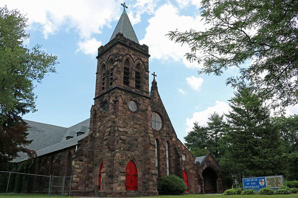 Epiphany and Christ Church, Orange