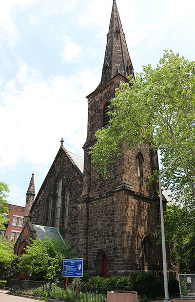 Grace Church, Newark