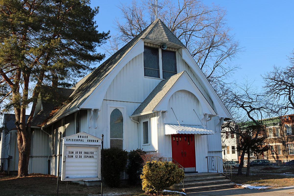 Grace Church, Union City
