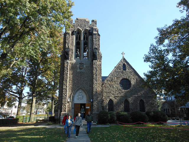 St. James, Upper Montclair