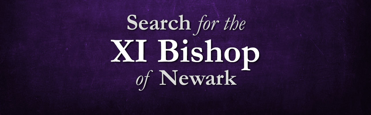 Search for the XI Bishop of Newark