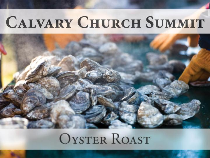 2nd Annual Oyster Roast