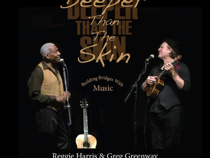 Greg Greenway and Reggie Harris