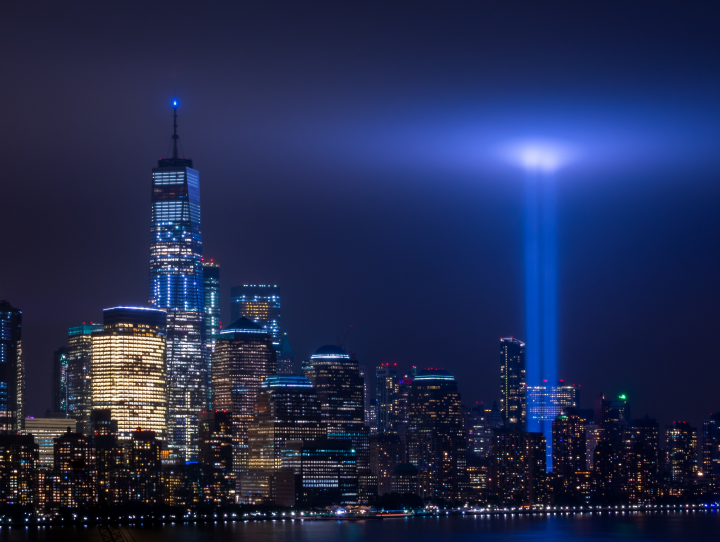 A Service of Prayer & Music on the 20th Anniversary of 9/11