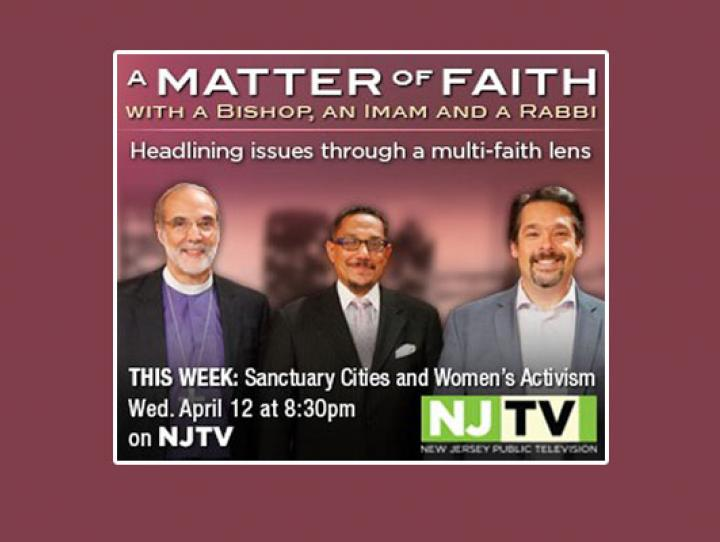 A Matter of Faith with a Bishop, an Imam and a Rabbi