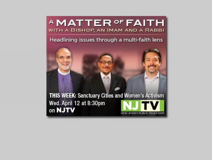 A Matter of Faith with a Bishop, and Imam and a Rabbi