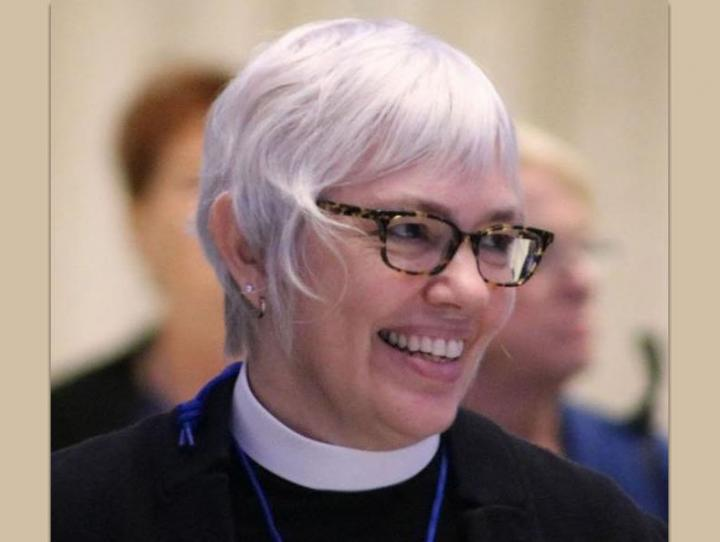 The Rev. Canon Anne E. Kitch