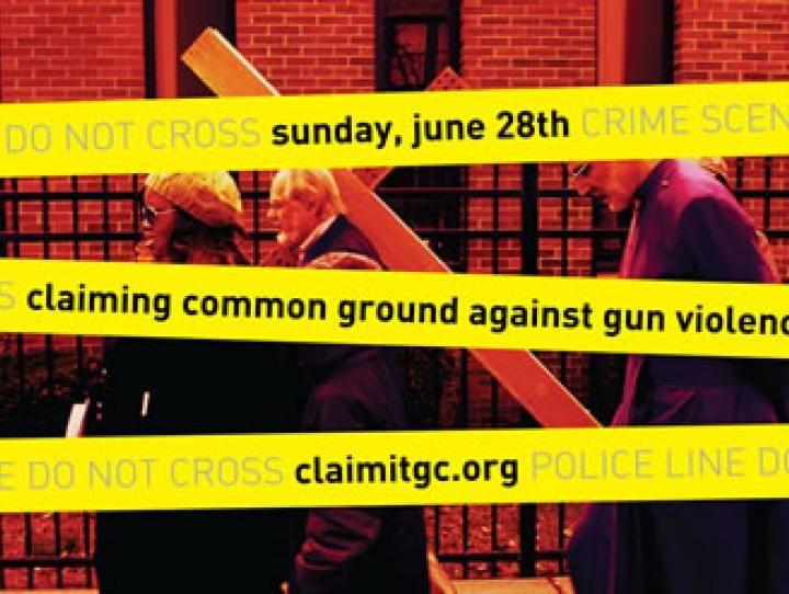 Claiming Common Ground Against Gun Violence
