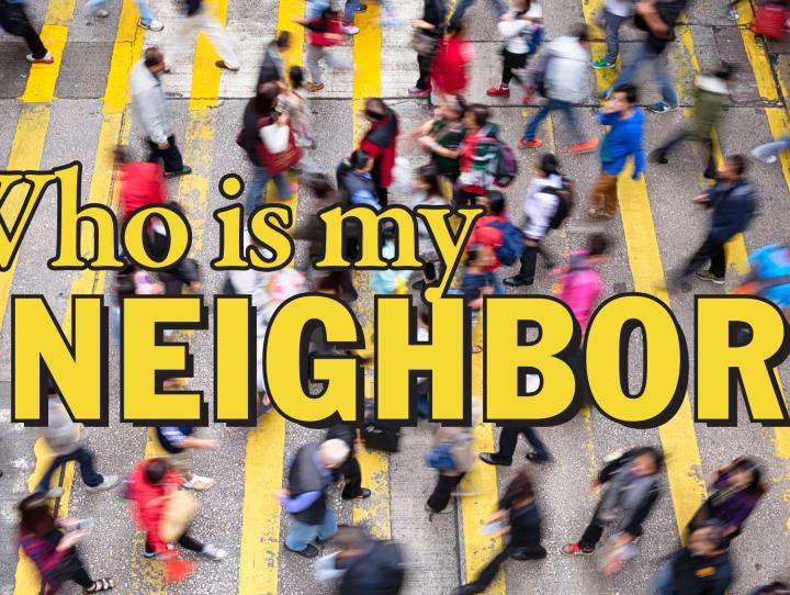 """Who is my neighbor?"" 142nd Annual Convention"