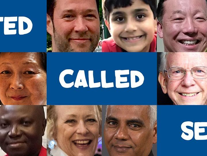 145th Annual Diocesan Convention: Gifted Called Sent