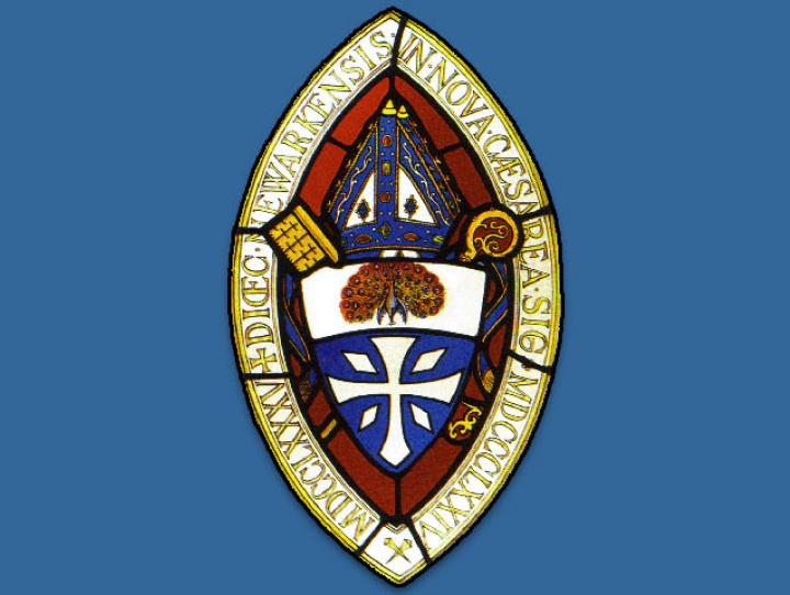 Seal of the Diocese of Newark