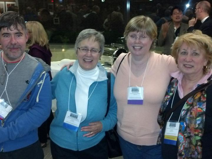 Episcopal communicators from the Dioceses of Newark and New Jersey