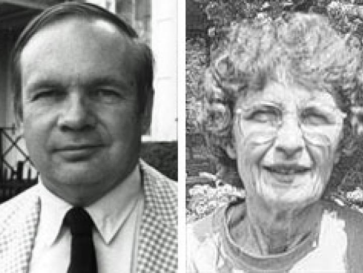 Doug and Marge Eldridge