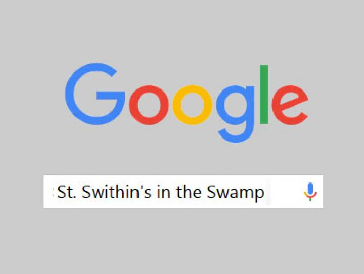 What happens when you Google your church?