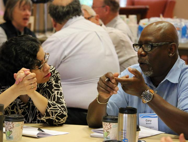 Listening Excursion participants reflect, form future plans