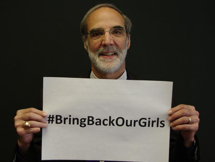 Bishop Mark Beckwith #BringBackOurGirls
