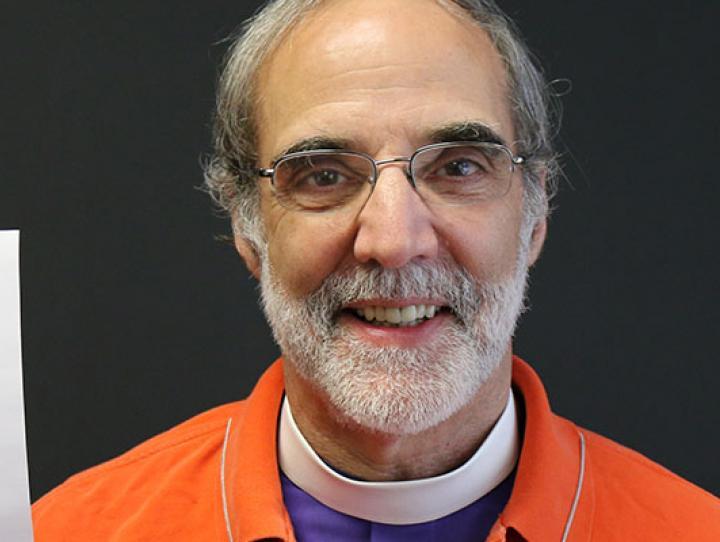 Bishop Mark Beckwith #WearOrange