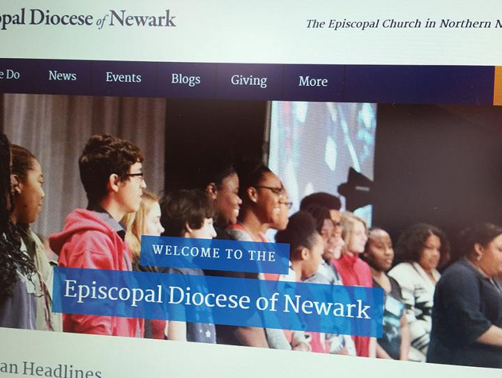 New diocesan website