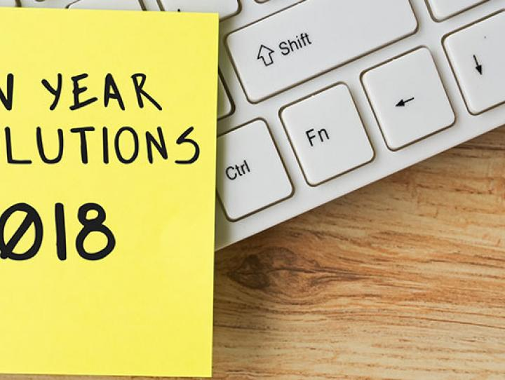 Make a New Year's resolution to review your church website