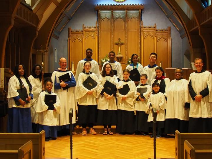 Sixth Annual RSCM NJ Choral Festival