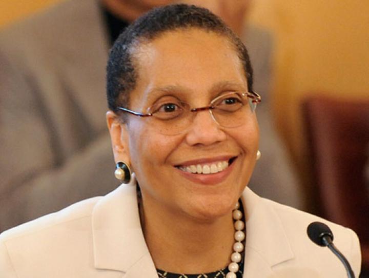 Judge Sheila Abdus-Salaam