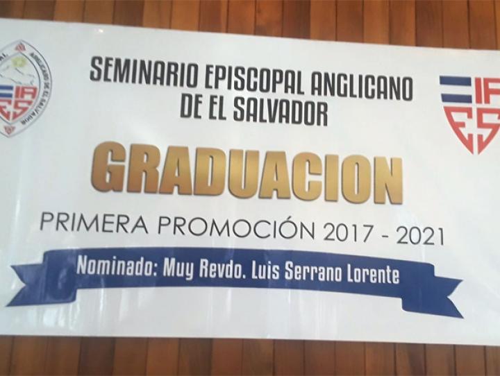 El Seminario Episcopal Anglicano de El Salvador