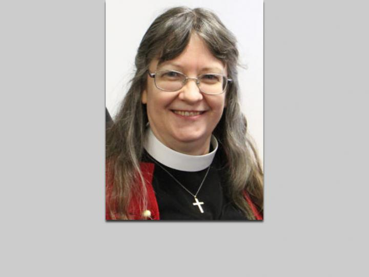 Ordination to the Priesthood: The Rev. Deacon Sharon Sheridan Hausman