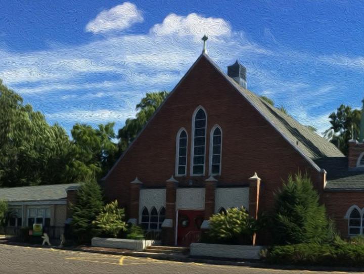 St. Peter's, Livingston