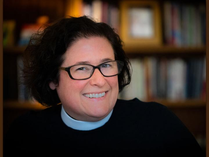The Rev. Susan Ironside