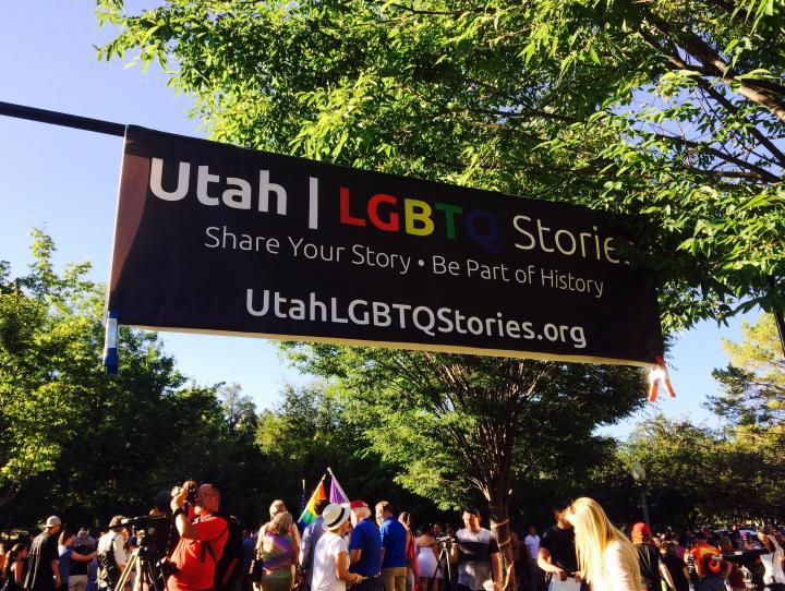"Utah Pride ""Decision Day"" Rally"