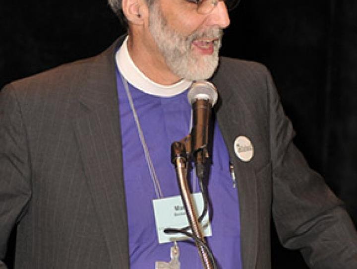 The Rt. Rev. Mark M. Beckwith, Bishop of Newark