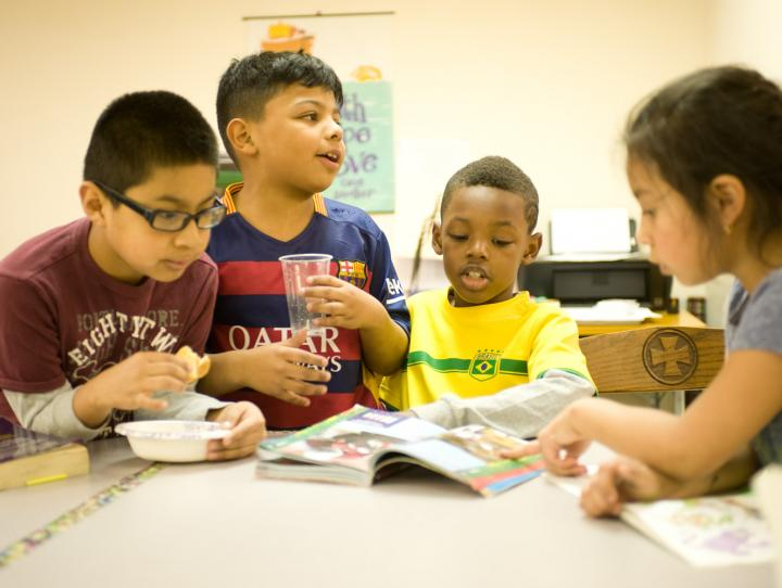 Success For All After School Program, St. Peter's, Morristown
