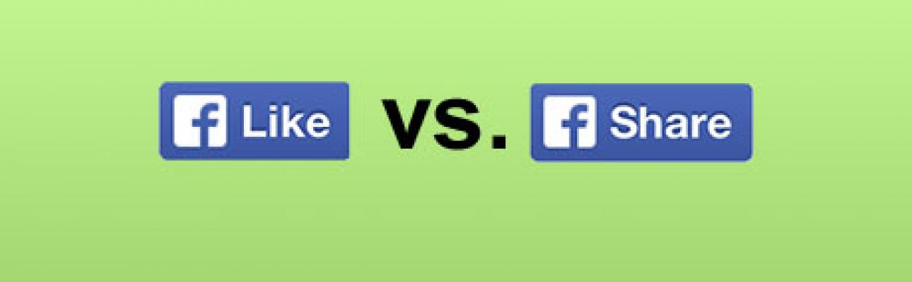 Facebook buttons decoded like is nice but share is stronger facebook buttons decoded like is nice but share is stronger voltagebd Choice Image