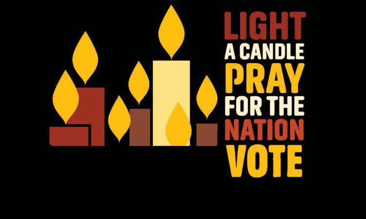 A Season of Prayer: For an Election (Oct. 27-Nov. 4)