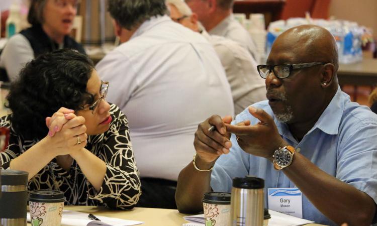 Listening Excursion participants reflect, form future plans