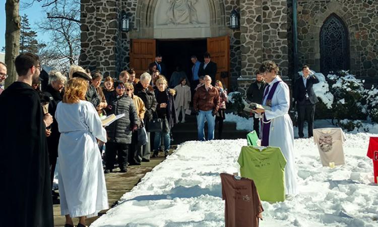 St. James, Upper Montclair remembers Parkland shooting victims