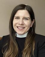 The Rev. Deacon Carrie Cabush