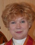 The Rev. Canon Lesley Hay