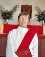 The Rev. Deacon Barbara Harriman, Deacon