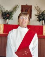 The Rev. Deacon Barbara Harriman, Deacon