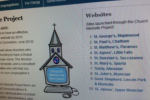 Church Website Project