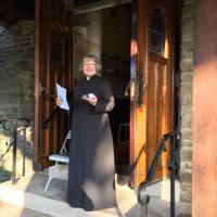 The Rev. Deacon Vickie McDonald of Christ Church, Ridgewood. DANIEL GUNN PHOTO